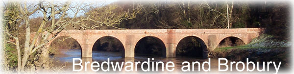 Bredwardine Bridge