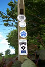 Routes on Signpost